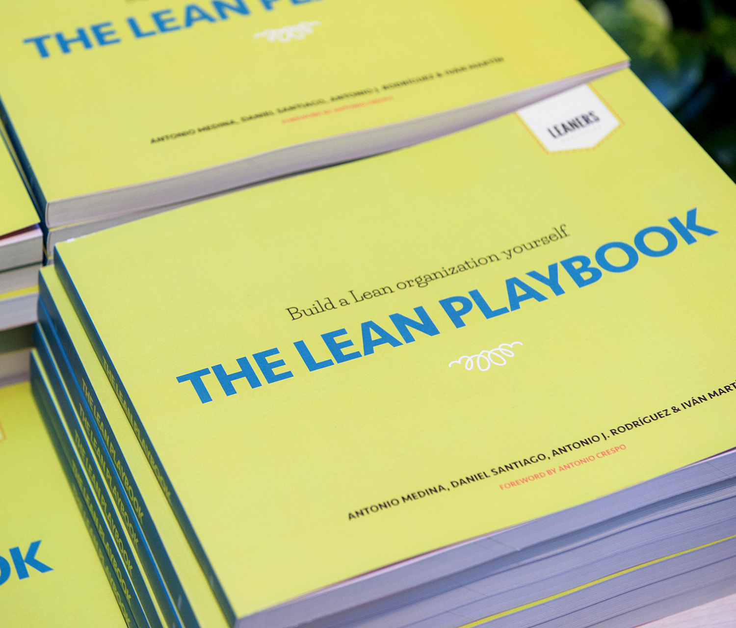 the-lean-playbook